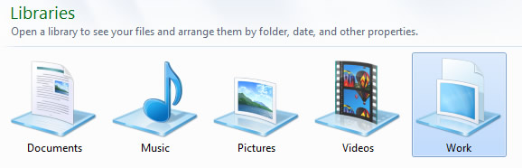 How to Change Your Windows 7 Library Icons - TechSpot