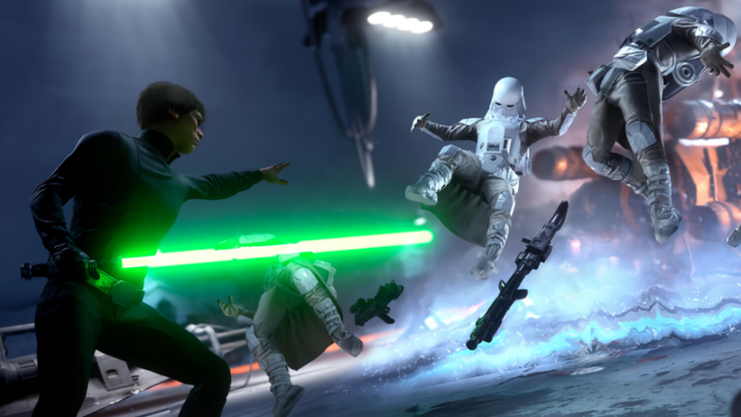 The History of Lightsabers in Video Games - TechSpot
