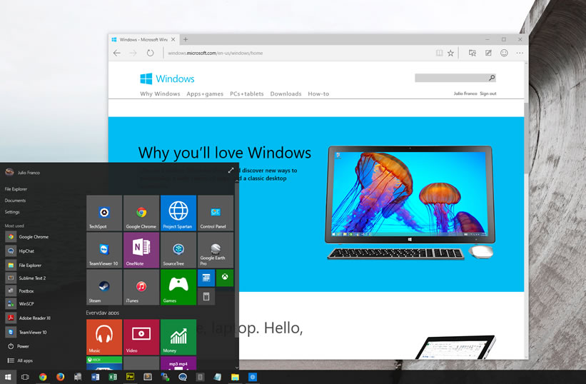 windows 10 for free