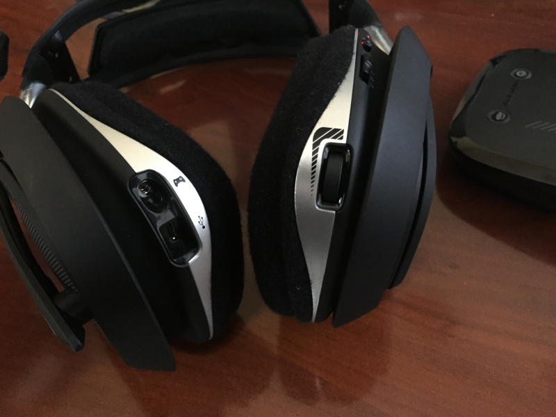 The Best Wireless Gaming Headset > Astro Gaming A50 (Gen2