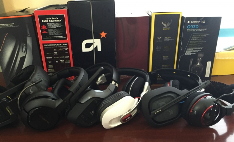 The Best Wireless Gaming Headset Techspot