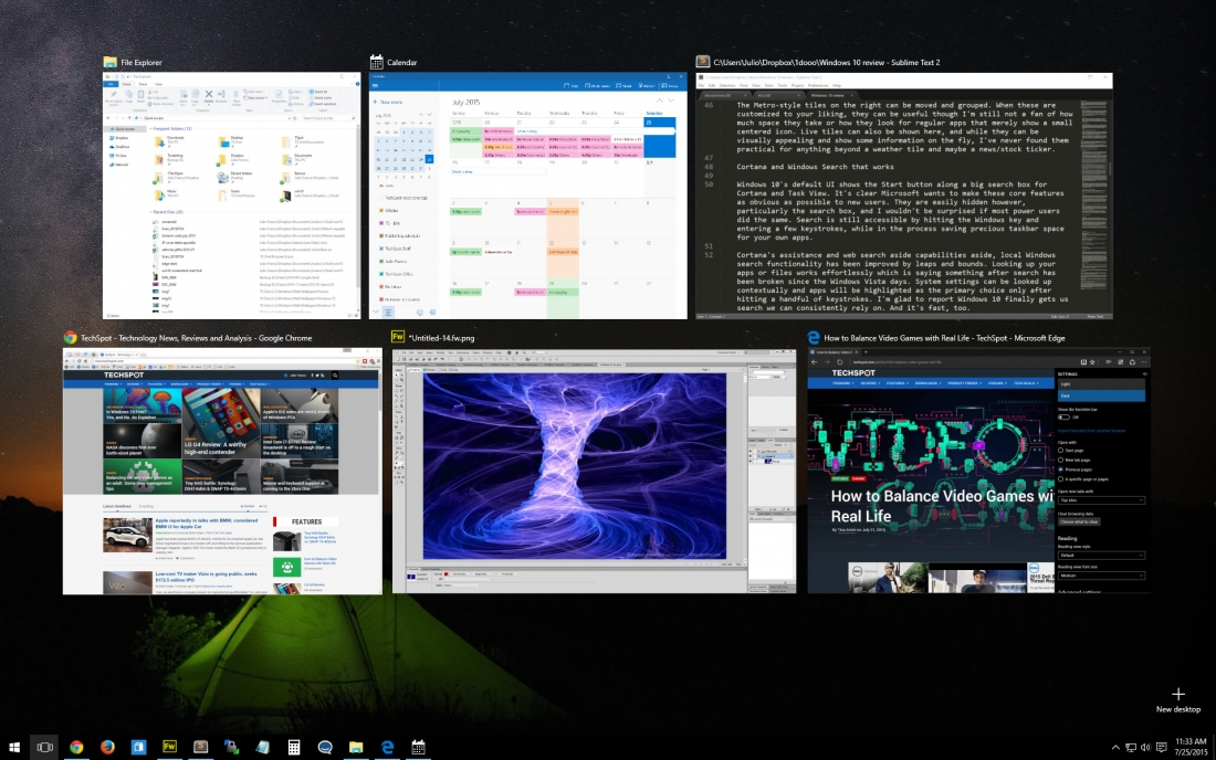 Windows 10 vs  Windows 8 1 vs  Windows 7 Performance - TechSpot