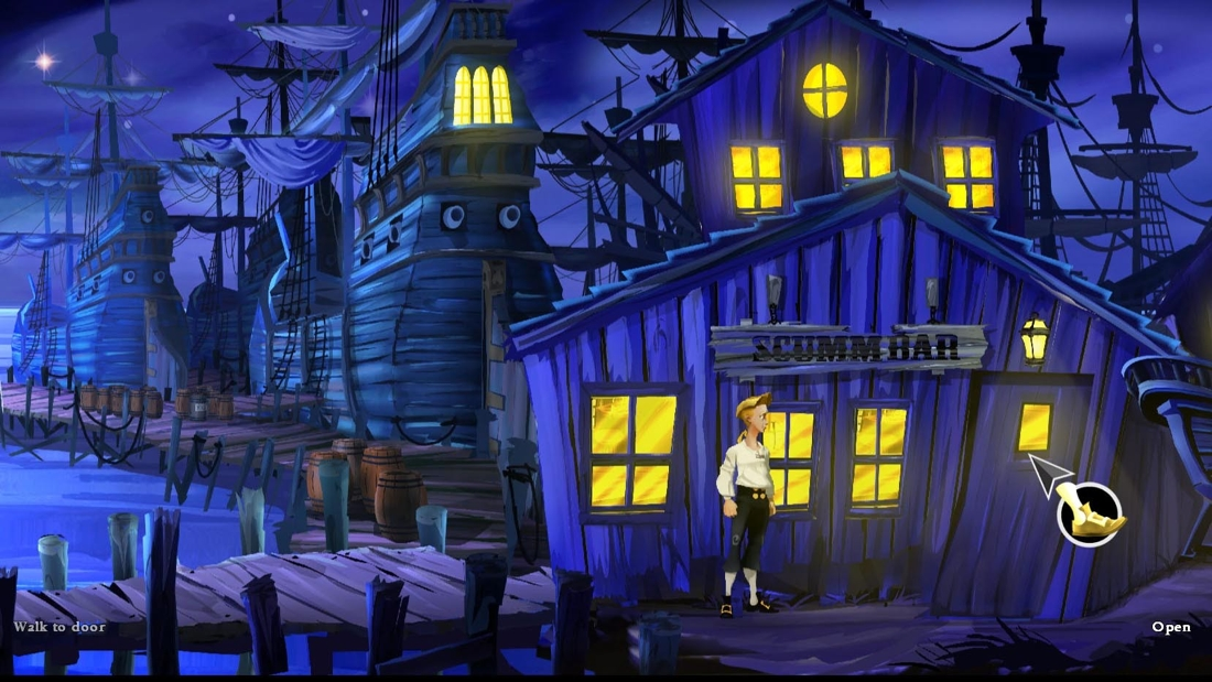 Facebook Games Simalar To Monkey Island