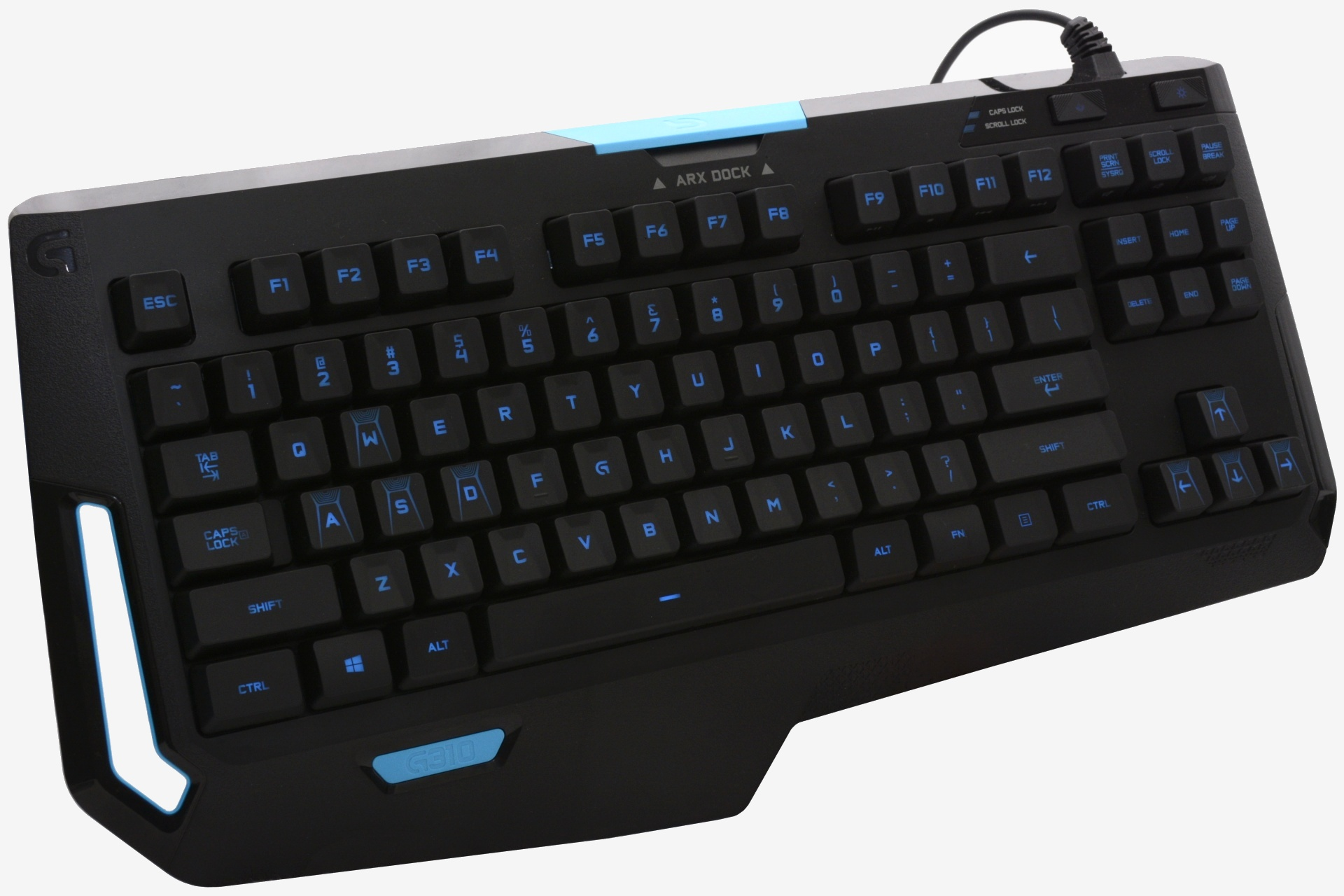 Logitech G310 Atlas Dawn Keyboard Review - TechSpot