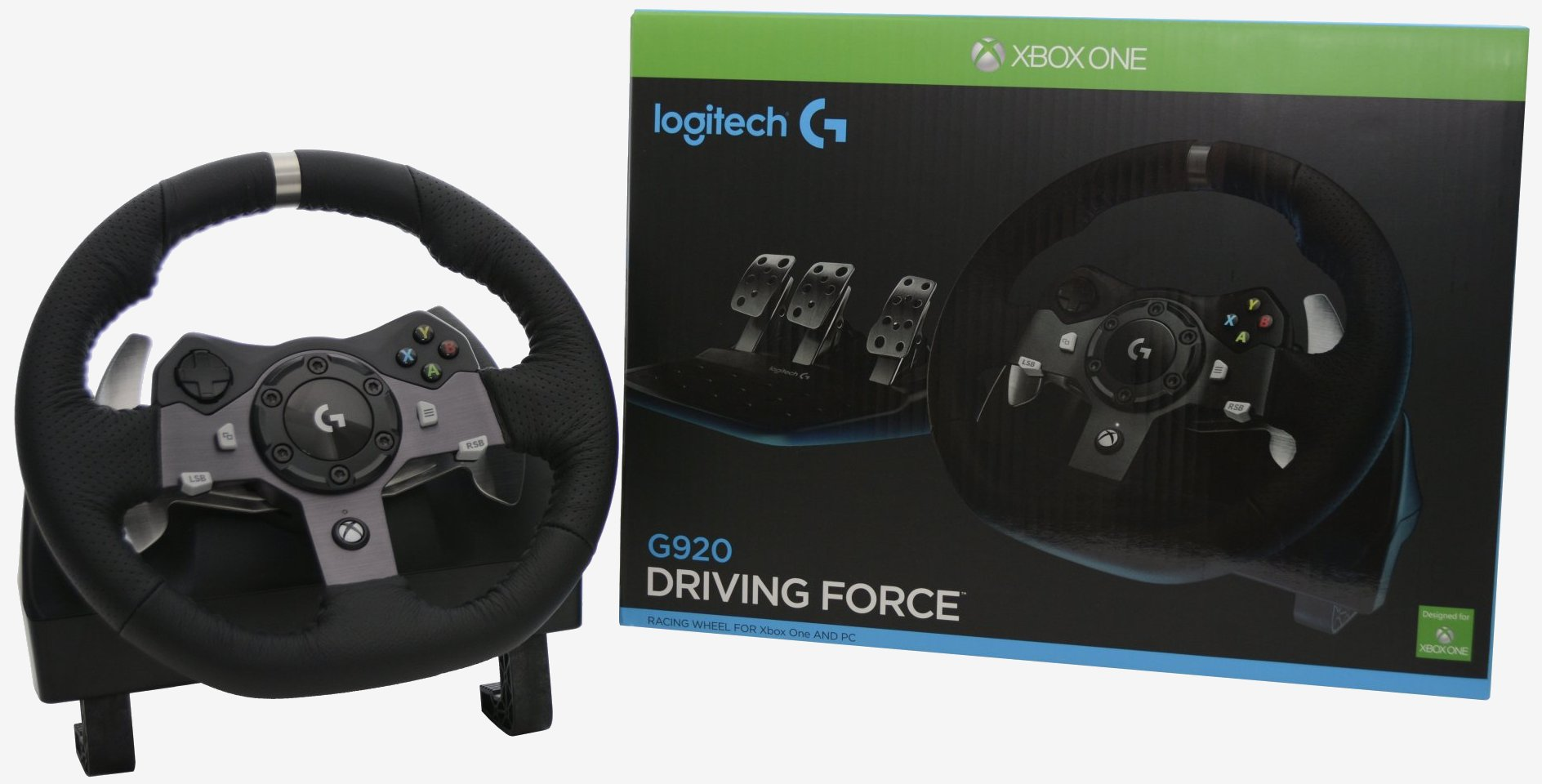 f56a8e35d2a Logitech G920 & G29 Driving Force Review > Performance & Conclusion ...
