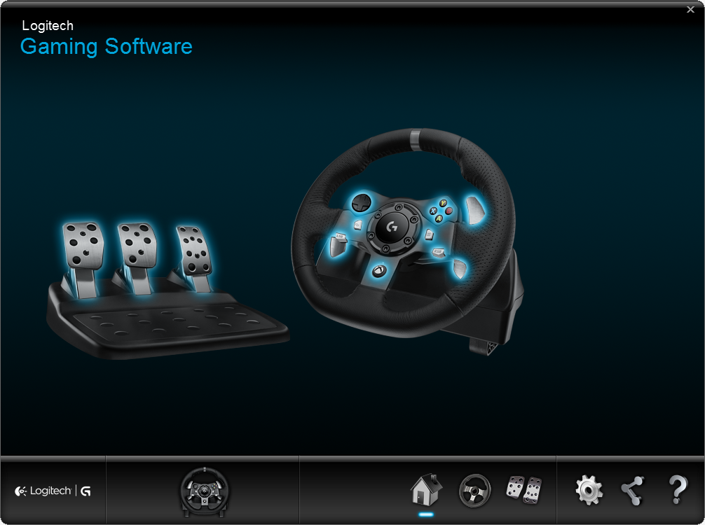 Logitech G920 & G29 Driving Force Review > Setup & Software