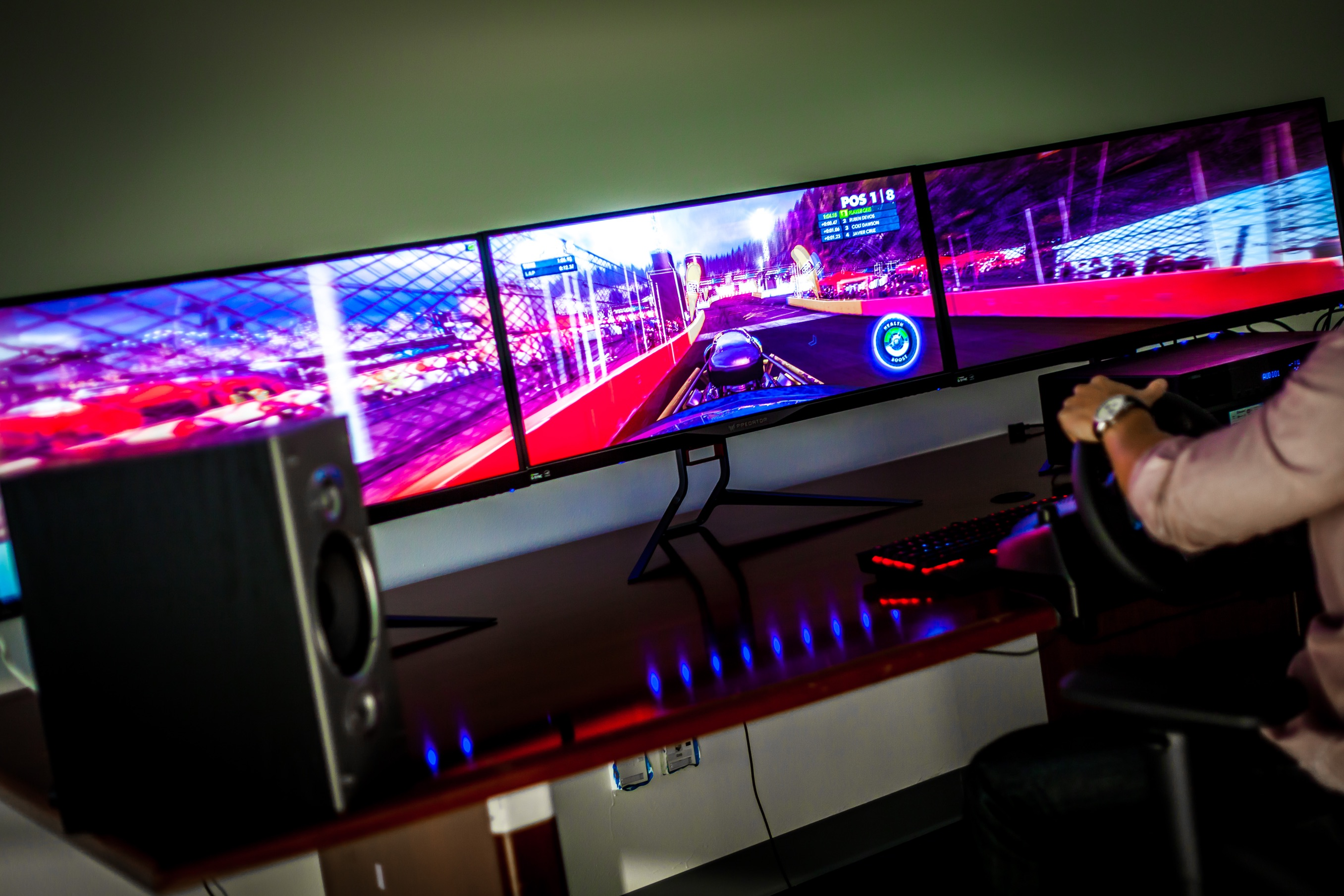 Acer Predator X34 Monitor Review G Sync Meets Ultrawide