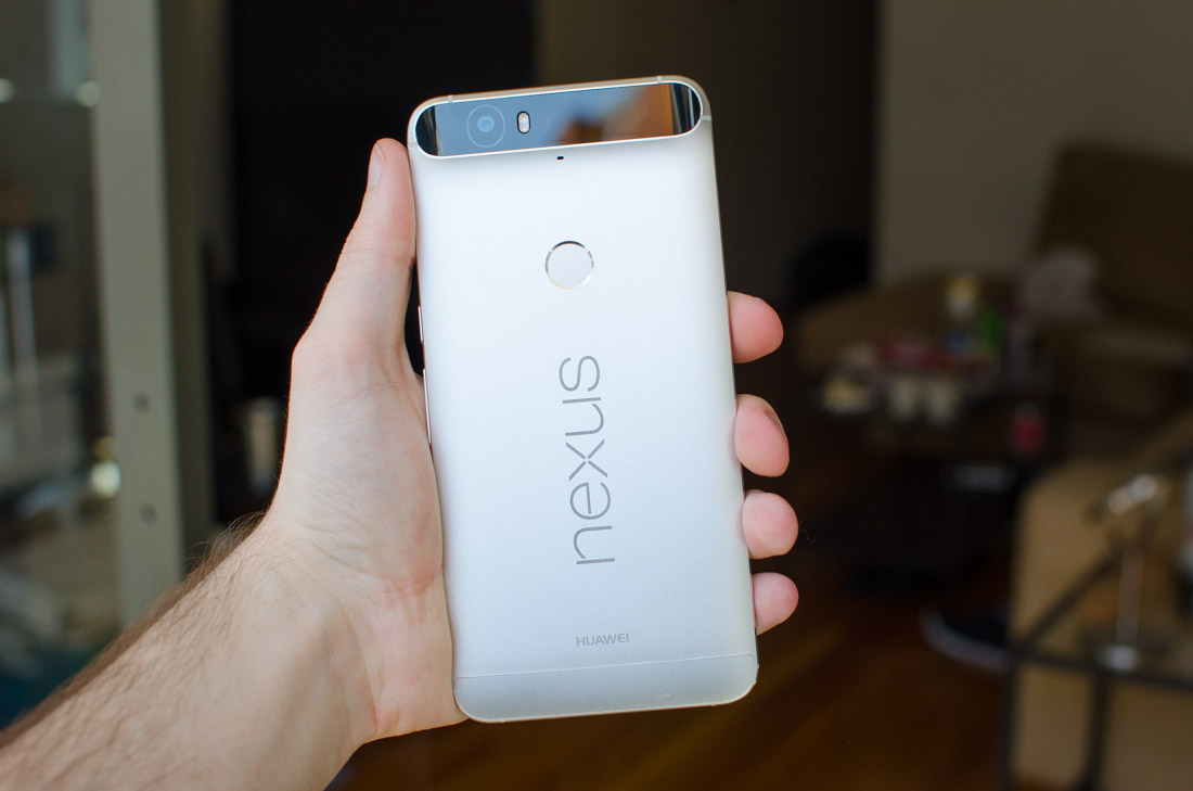 Google Nexus 6P Review > Hardware Overview and CPU