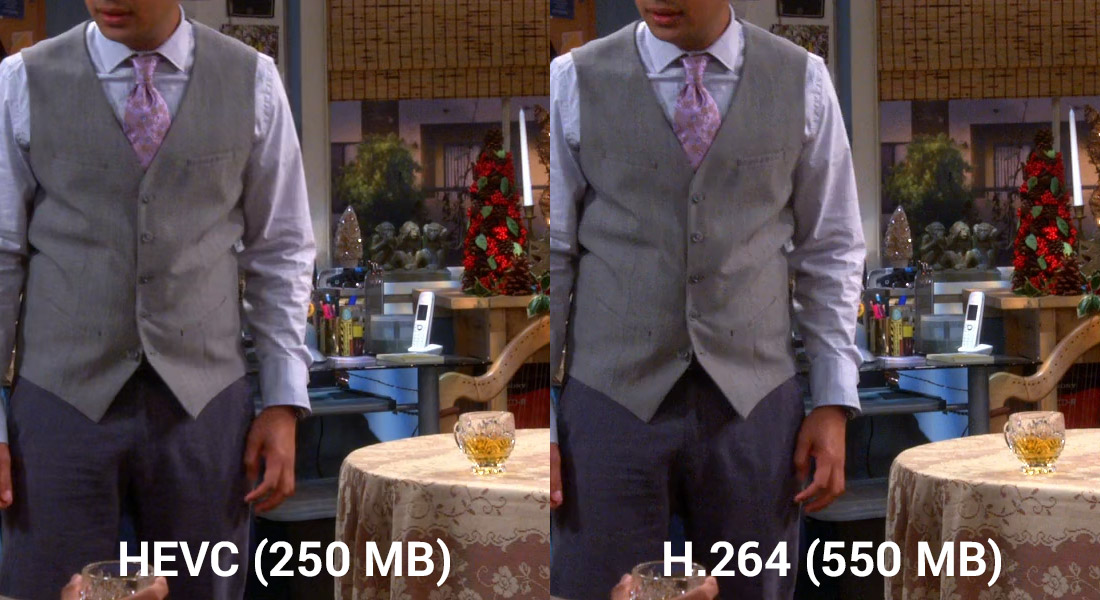 Guide to HEVC/H 265 Encoding and Playback > Wrap Up: HEVC Is Best