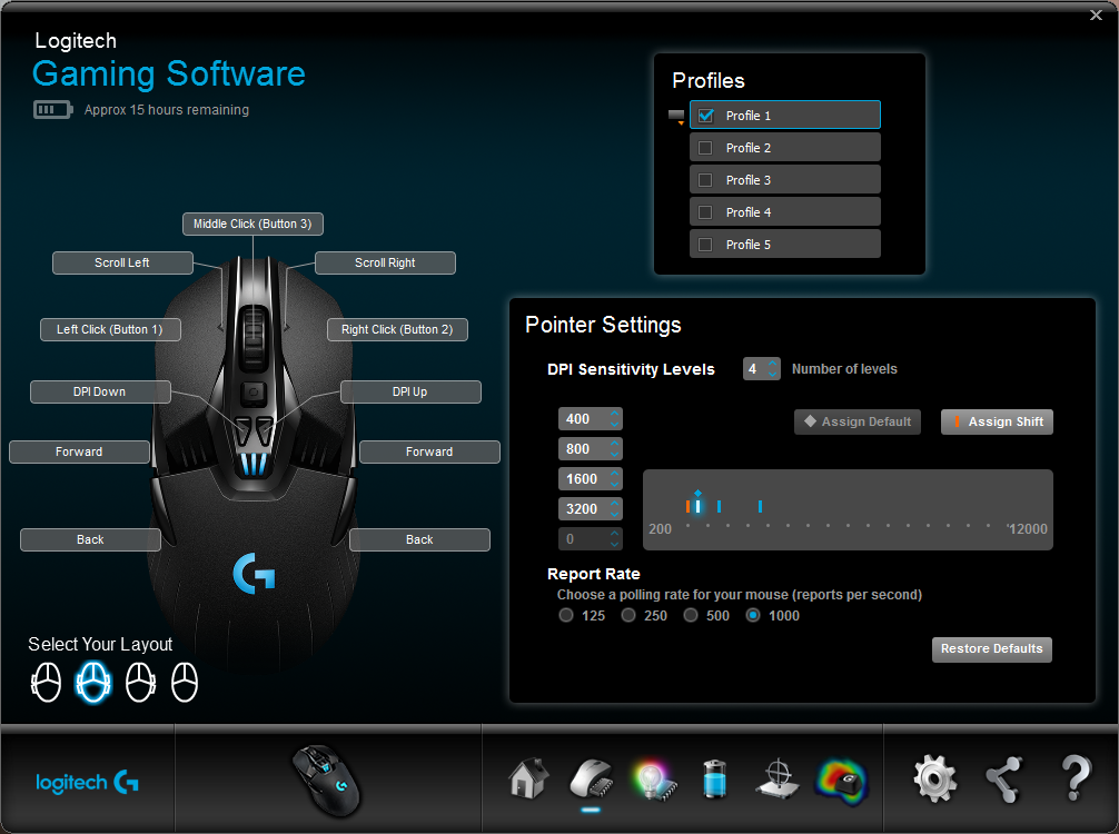 how to create cs go macro with g402 logitech