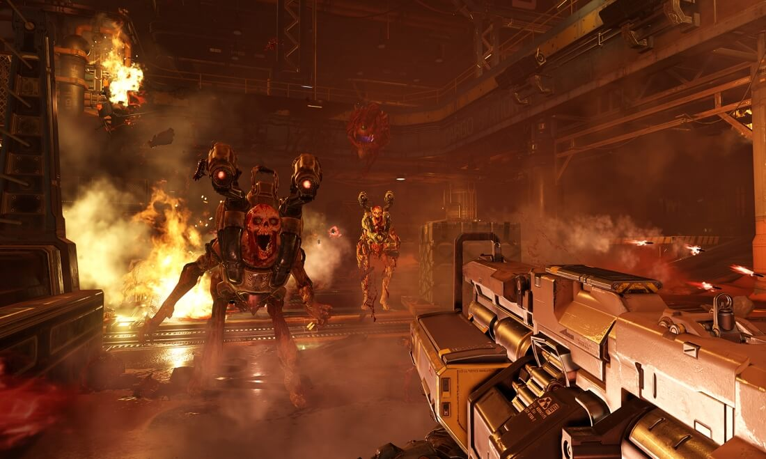 DOOM Benchmarked: Graphics & CPU Performance Tested - TechSpot