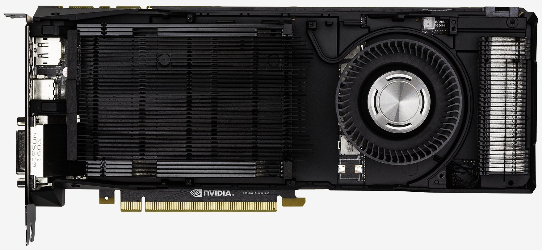 Nvidia GeForce GTX 1080 Review > GTX 1080 Founders Edition