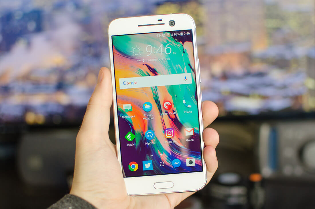 HTC 10 Review > HTC's Best Smartphone in Years - TechSpot