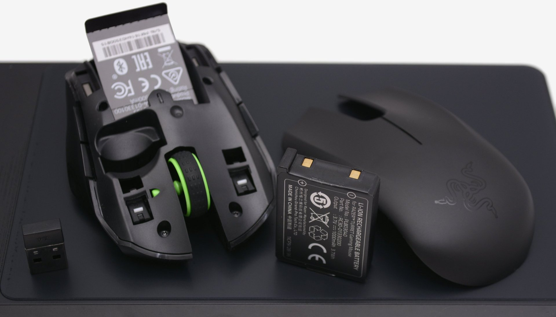 Razer Turret Review Hobbit Sized Couch Gaming Techspot Circuit Board Mouse Mats Pads