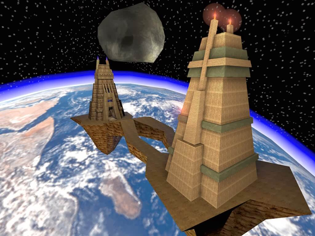 Unreal Tournament's 'Facing Worlds' is still the best