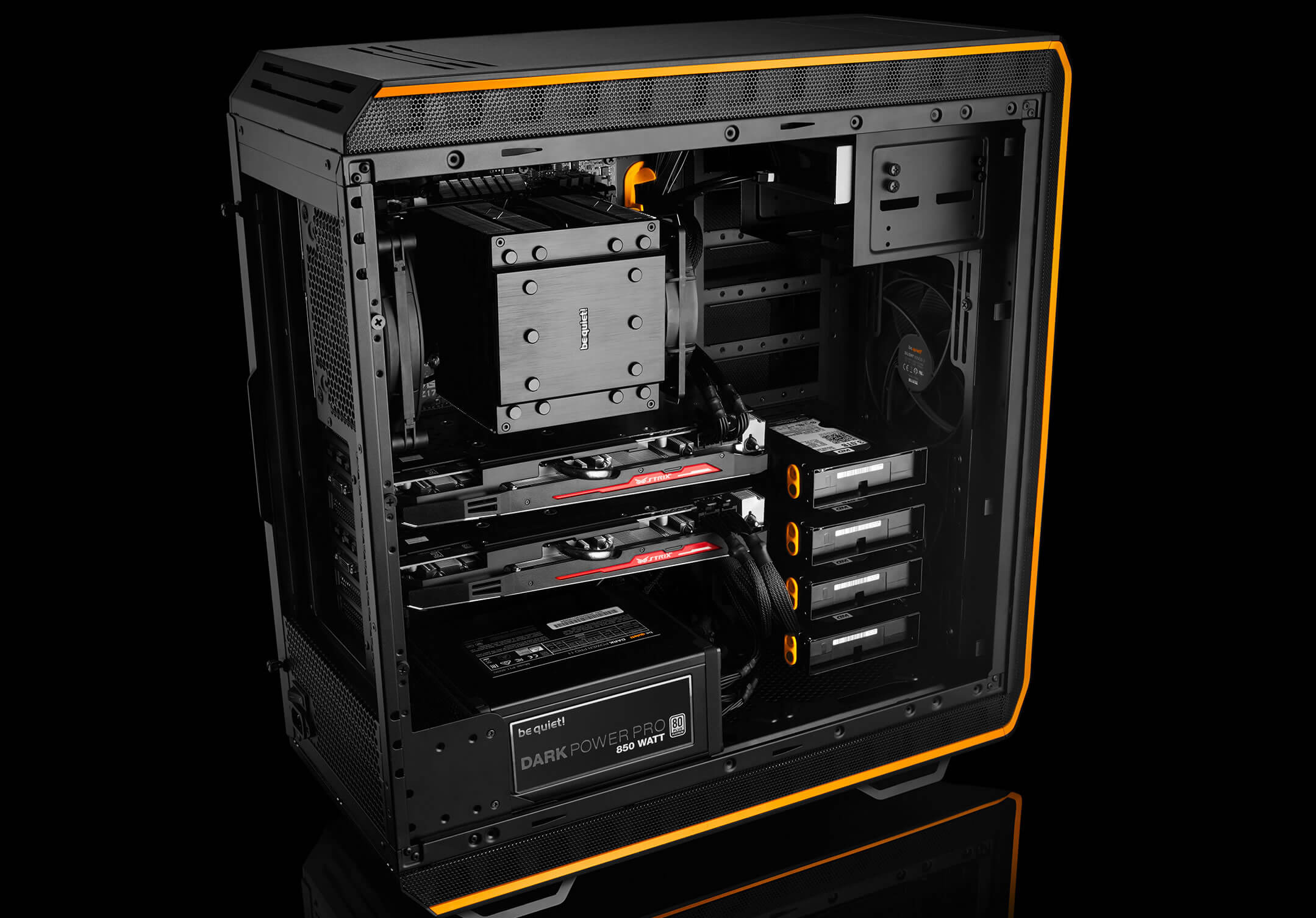 Be Quiet Dark Base Pro 900 Review A Great Pc Case