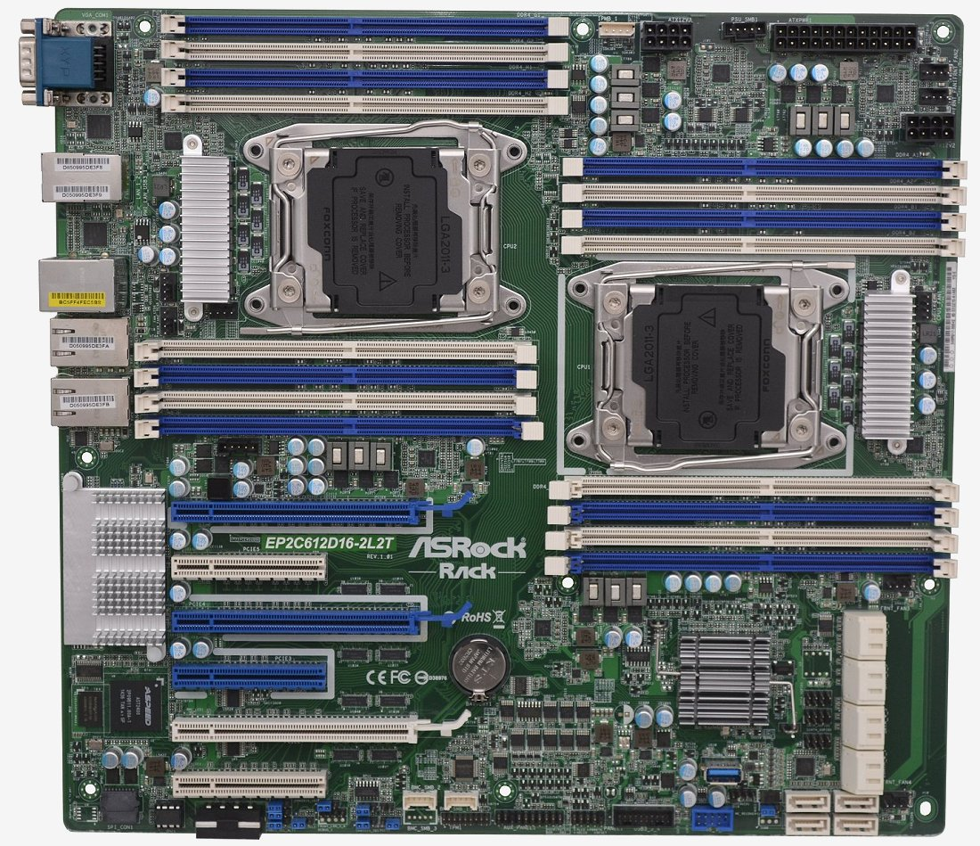 Building a 40-Thread Xeon Monster PC for Less Than the Price of a