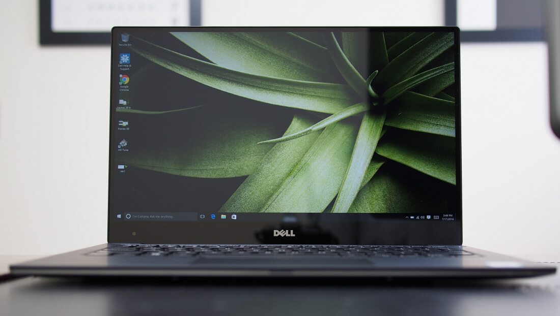 The Portable Workstation: Dell XPS 13 + 32