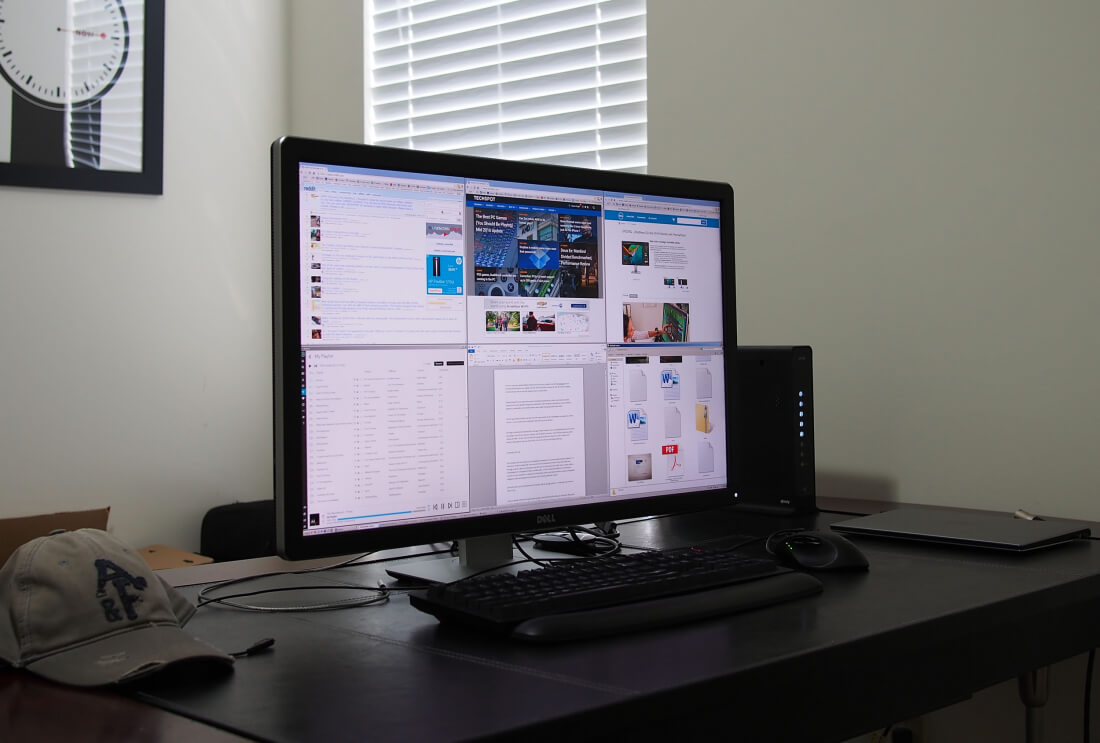 Dell Ultrasharp Up3216q 32 4k Monitor Review Techspot