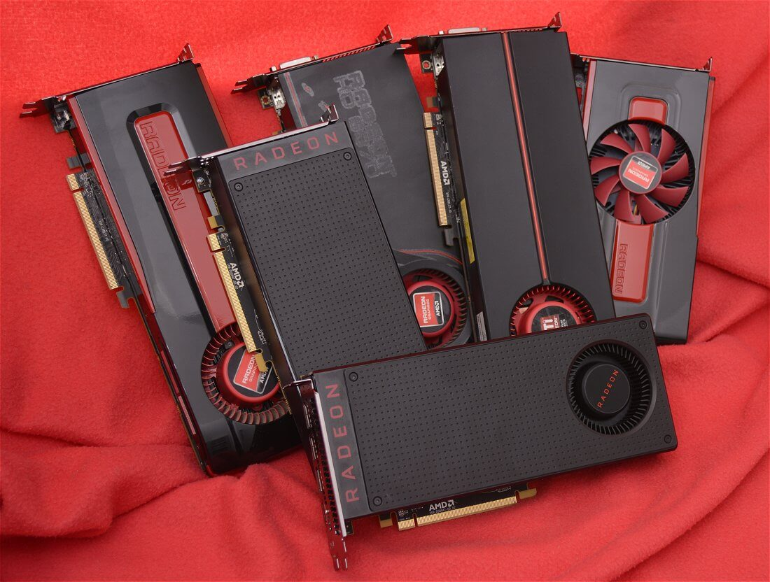 Then and Now: Six Generations of $200 Mainstream Radeon GPUs
