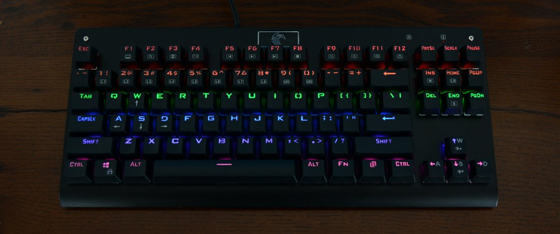 The $40 Mechanical Keyboard: Is It Any Good? - TechSpot