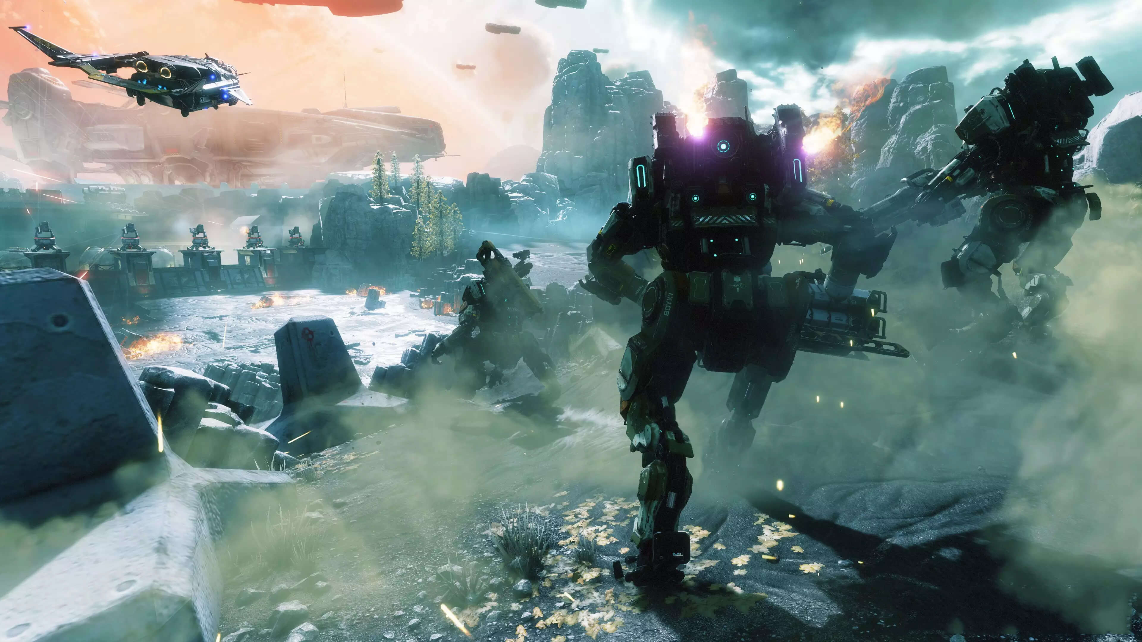 Titanfall 2 Benchmarked: Graphics & CPU Performance - TechSpot