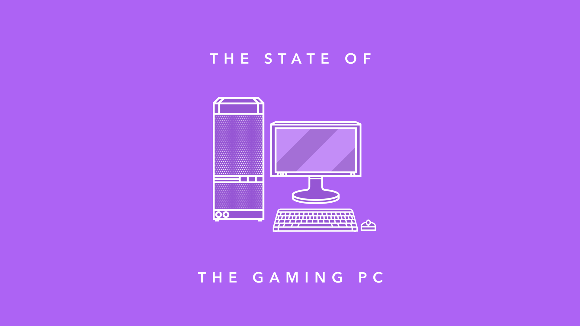 the state of pc gaming in 2016 techspot