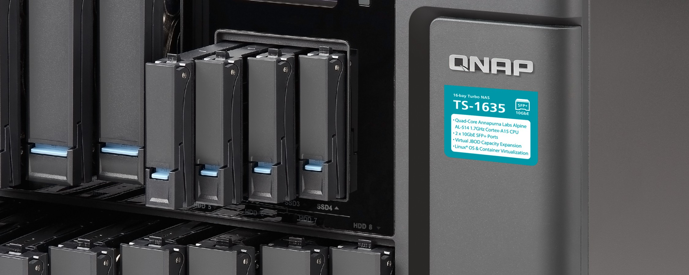 QNAP TS-1635 Review > Benchmarks - TechSpot