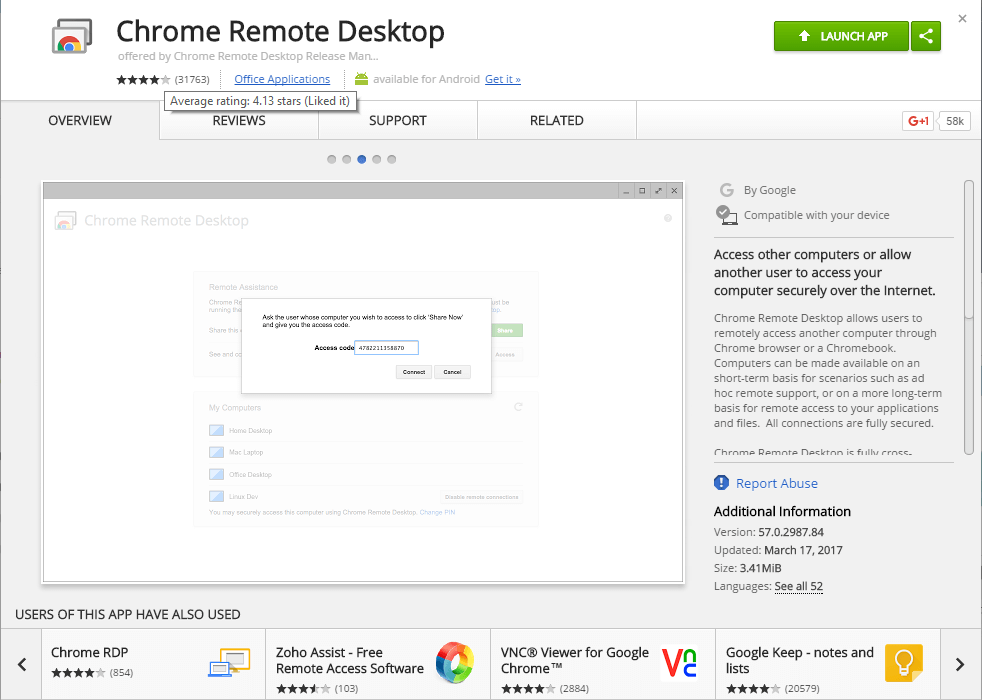 How to Remote Access Your Computer with Chrome - TechSpot