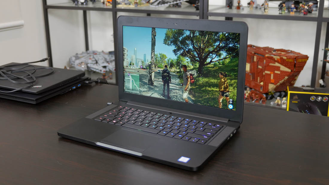 Razer Blade (2017) Review - TechSpot