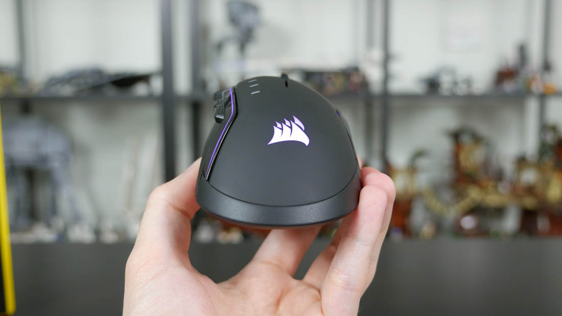Corsair Glaive RGB Gaming Mouse Review - TechSpot