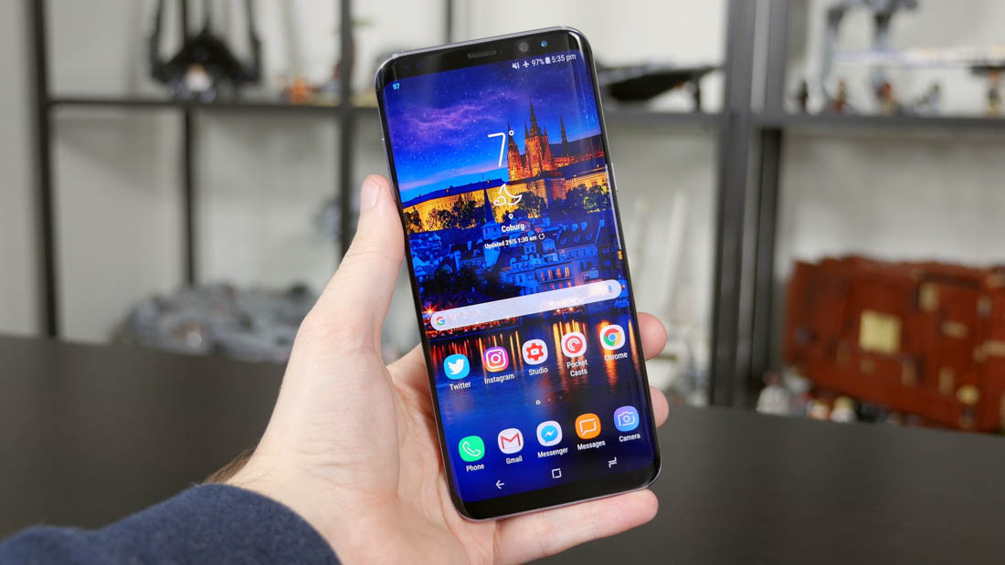 Samsung Galaxy S8+ Review - TechSpot