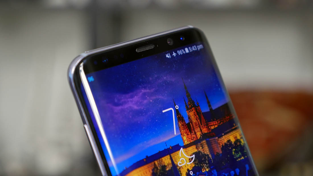 Samsung Galaxy Note 8 Battery Problem Discovered