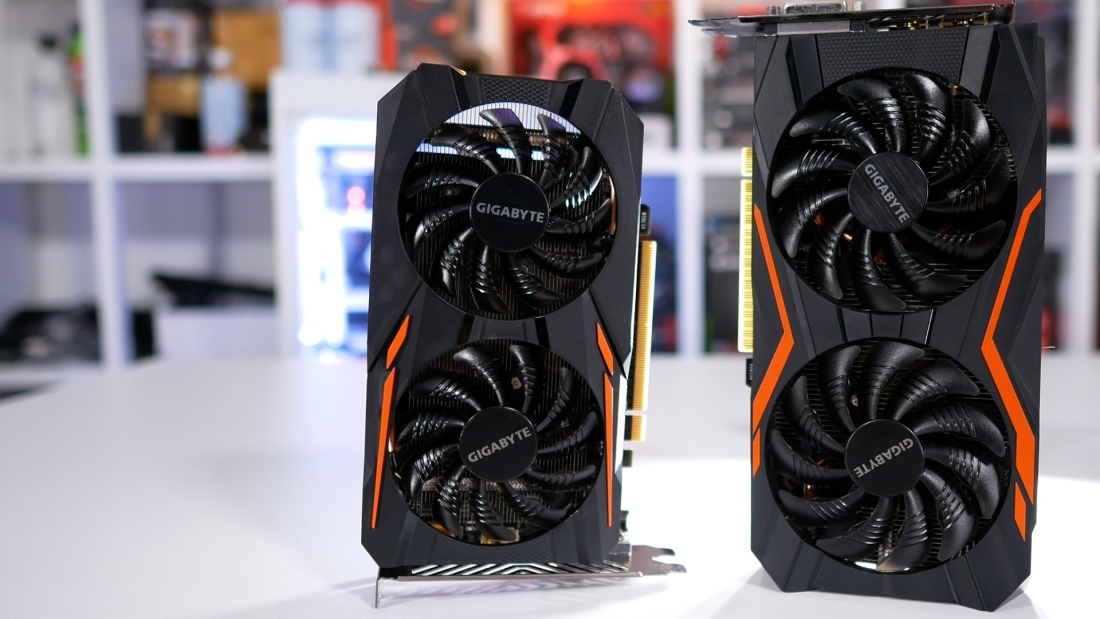 The Best $100 Entry-Level GPU: Radeon RX 560 vs  GeForce GTX 1050