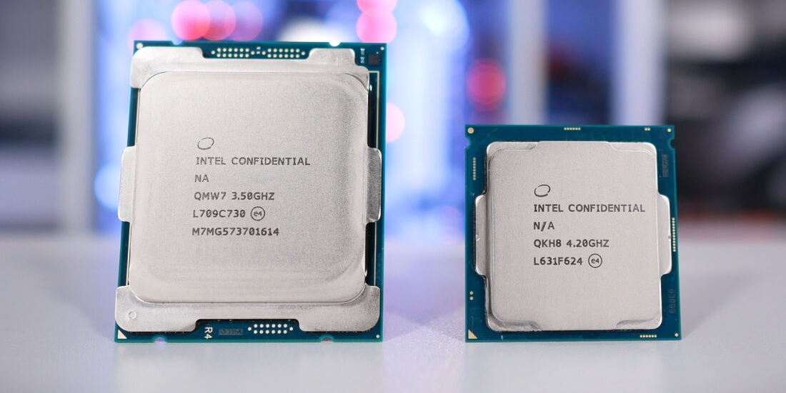 Core i7-7800X vs. 7700K, 6 or 4 Cores for Gaming? - TechSpot