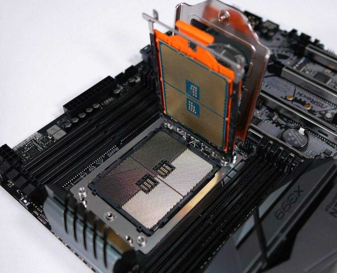 AMD Ryzen Threadripper 1950X & 1920X Review - TechSpot