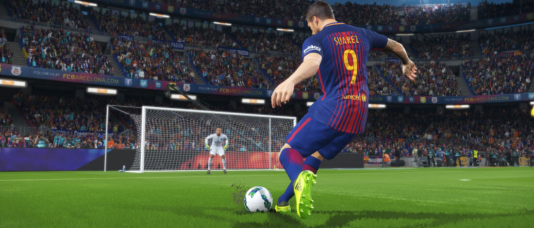 FIFA 18 vs PES 2018: Which Is Better? - TechSpot