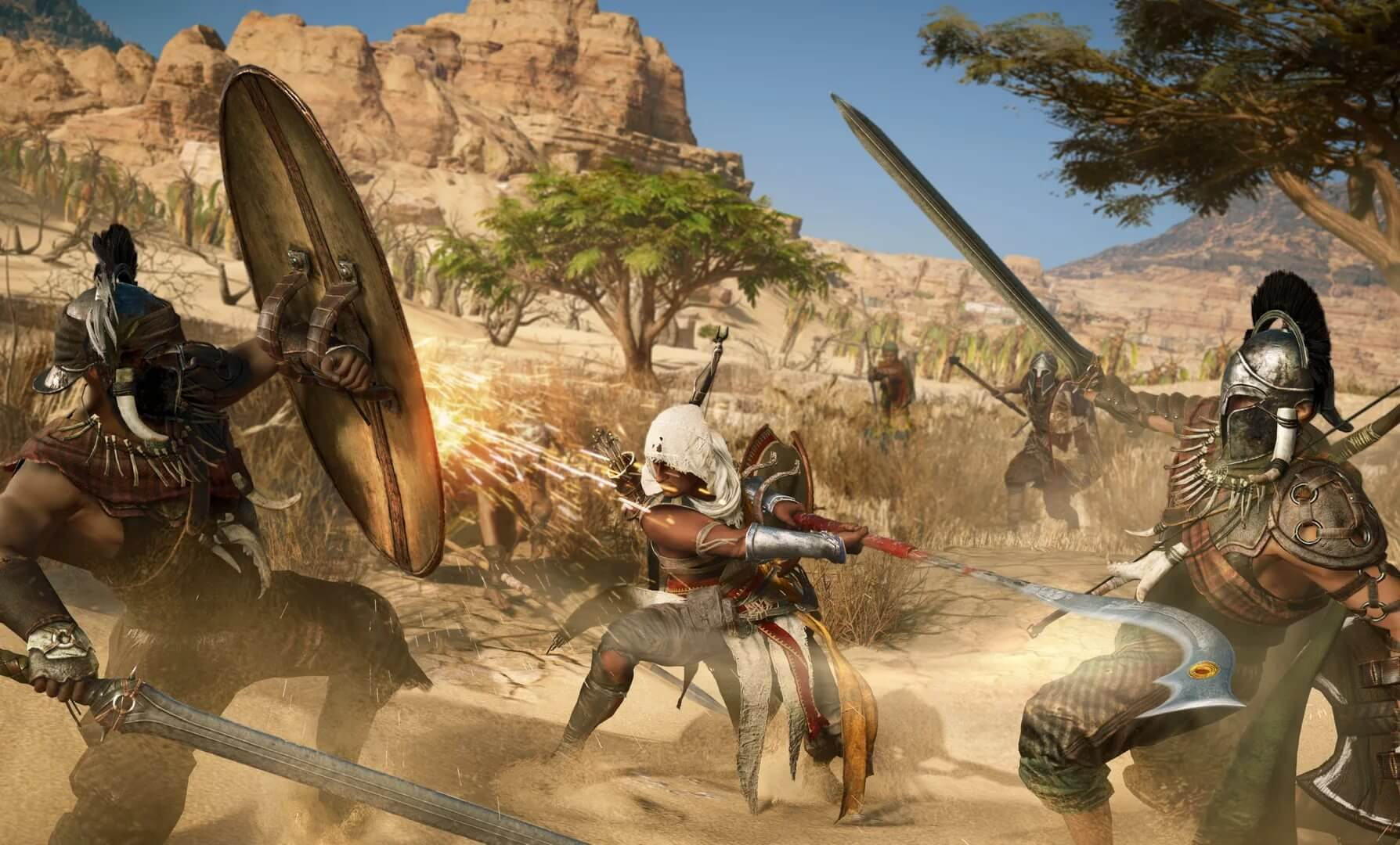 Assassin's Creed Origins: How Heavy Is It on Your CPU