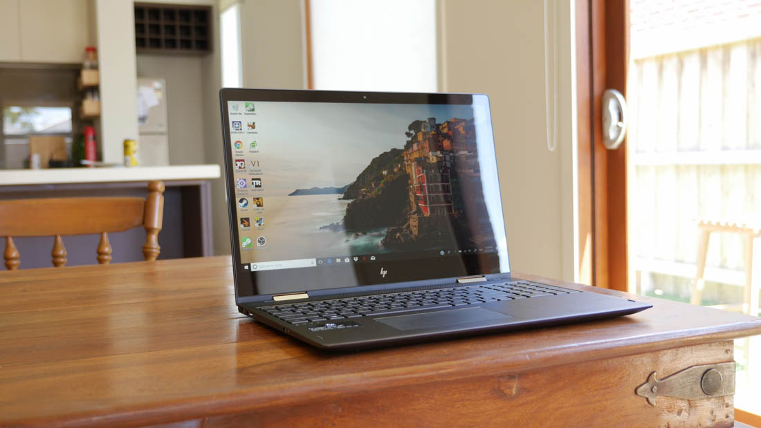 HP Envy x360 Review - TechSpot