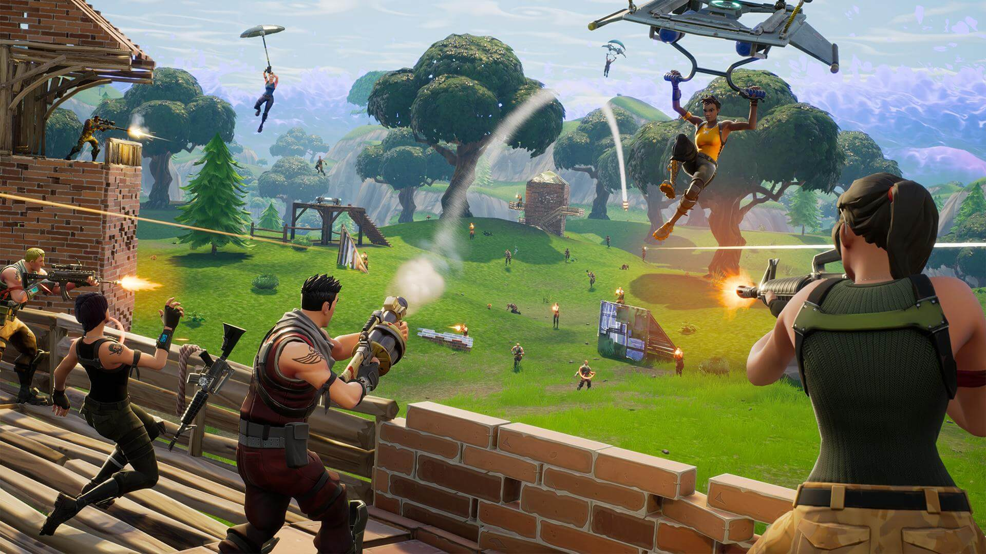 44 GPU Fortnite Benchmark: The Best Graphics Cards for