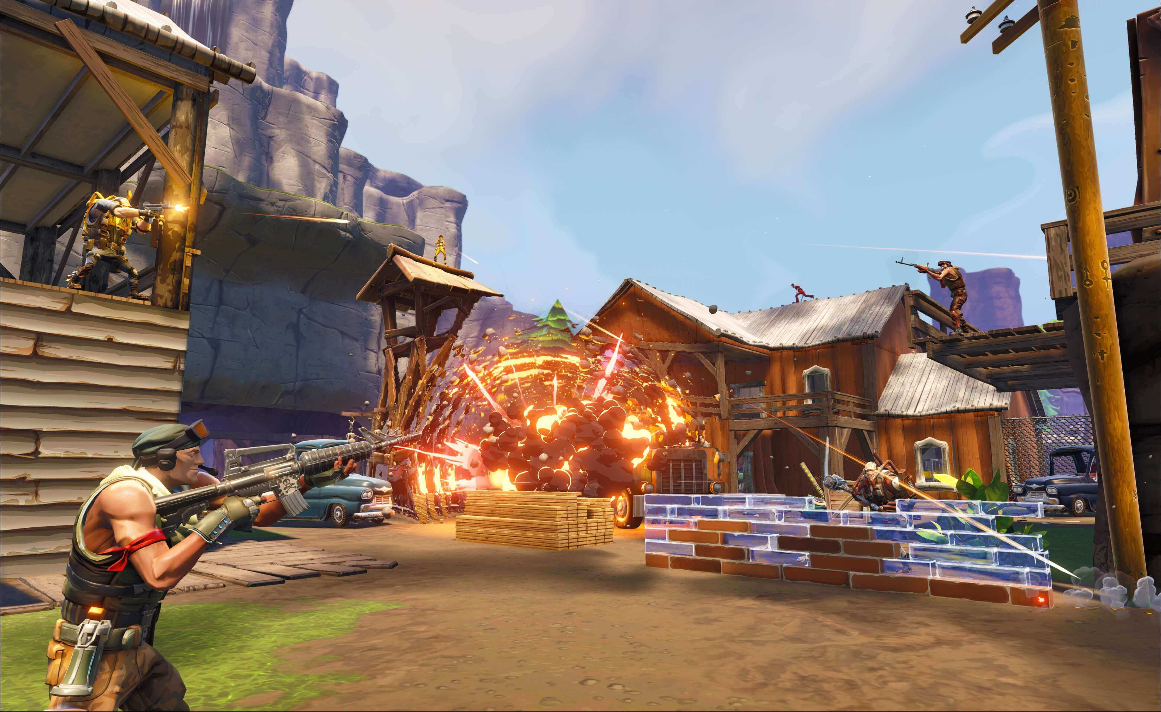 44 GPU Fortnite Benchmark: The Best Graphics Cards for Playing
