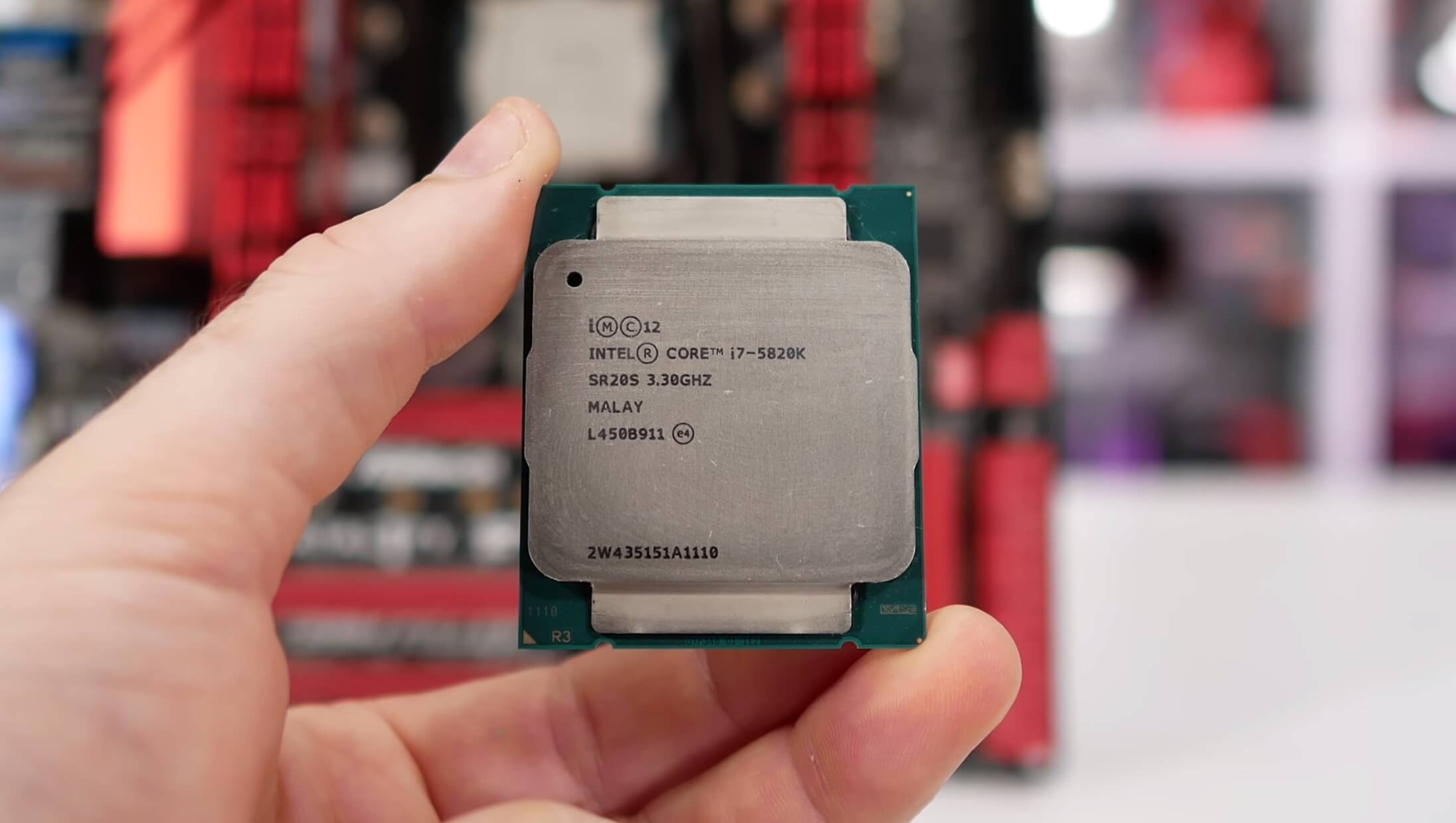 6-core/12-thread Core i7 for $200, i7-5820K Revisited > Need
