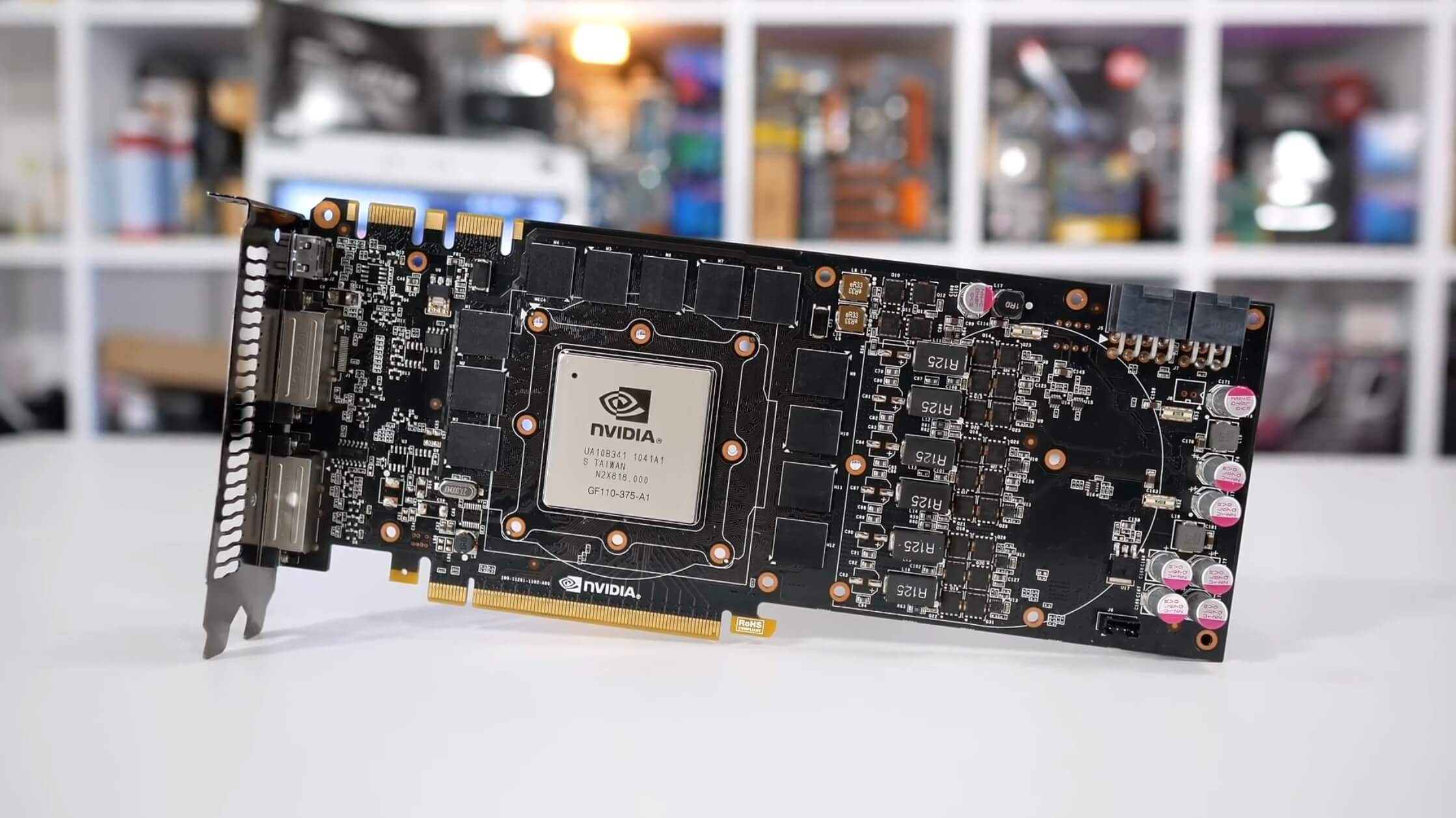 8 Years Later: Does the GeForce GTX 580 Still Have Game in 2018