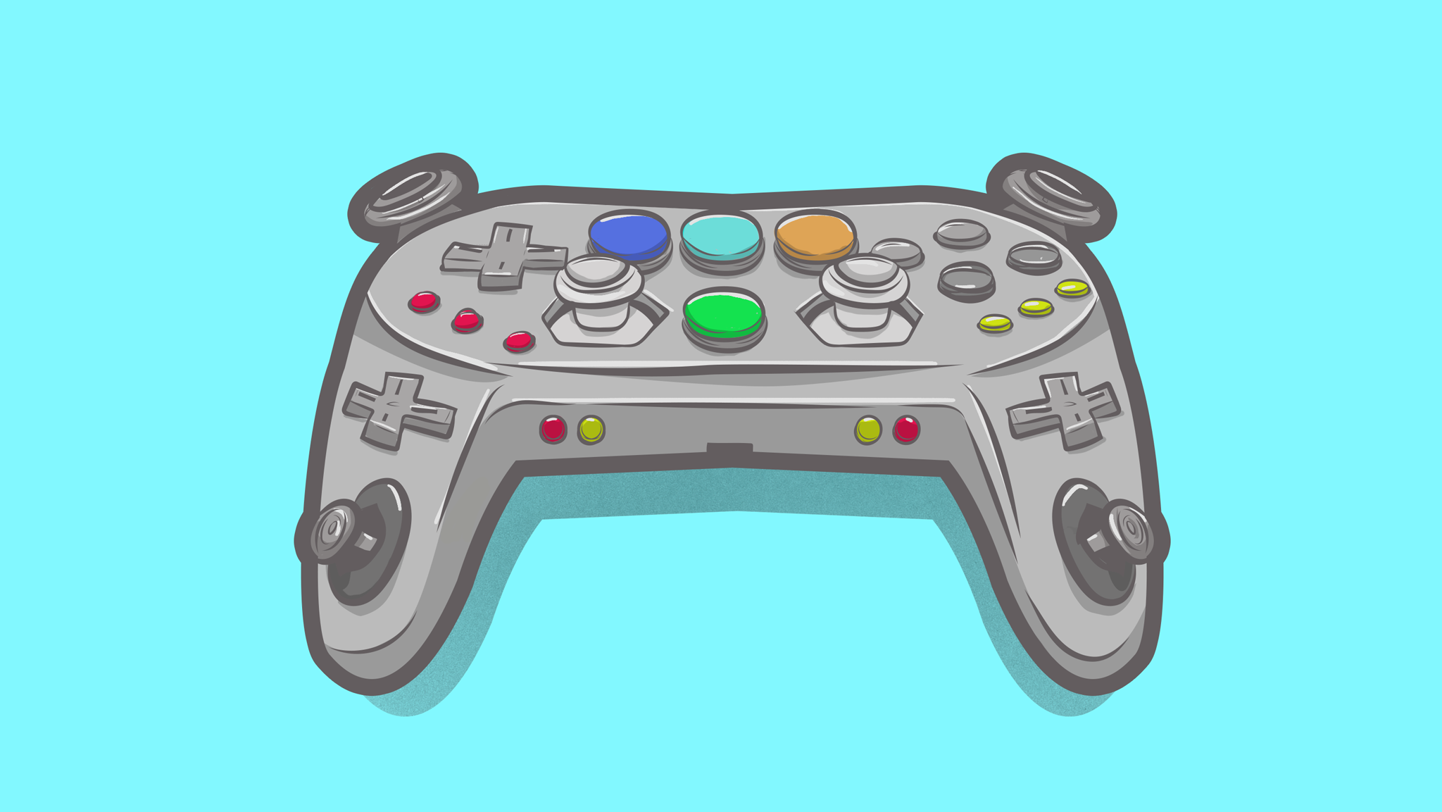 The Quest to Make a Better Video Game Controller - TechSpot