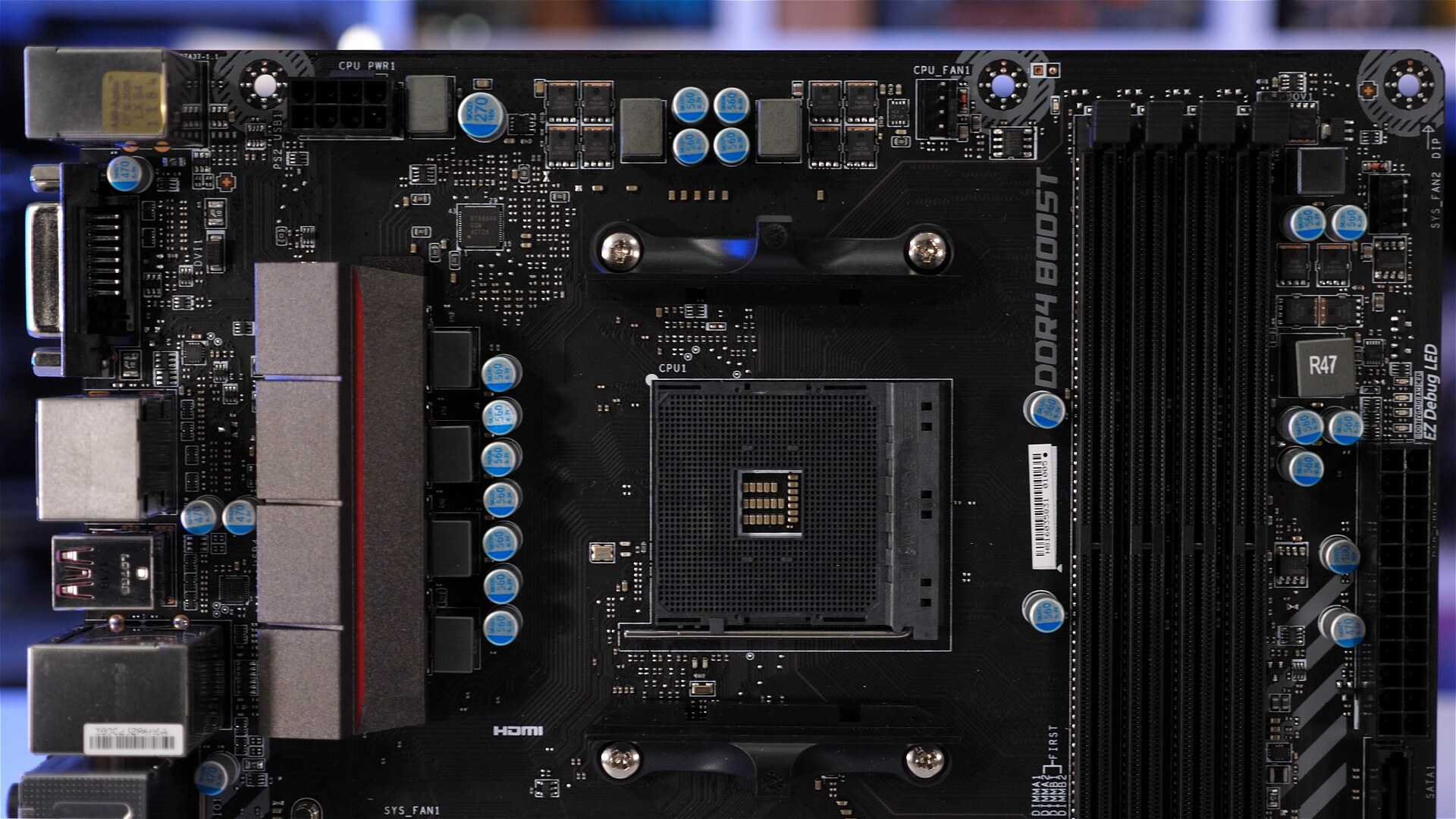 Don't Bother with A320 Motherboards, Go for AMD's B350