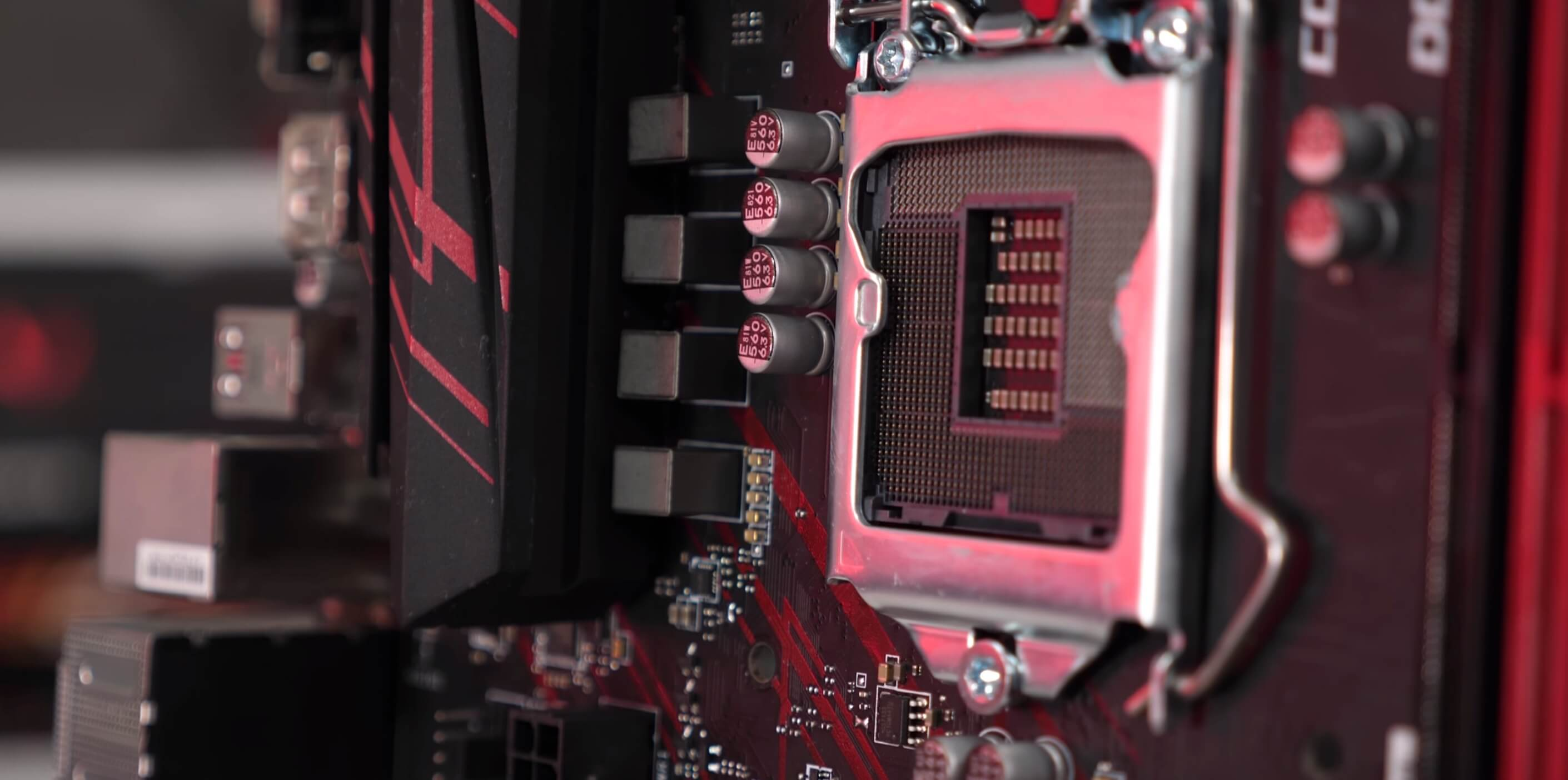 Intel B360 vs  Z370 Chipset: Finally an 8th-Gen Budget
