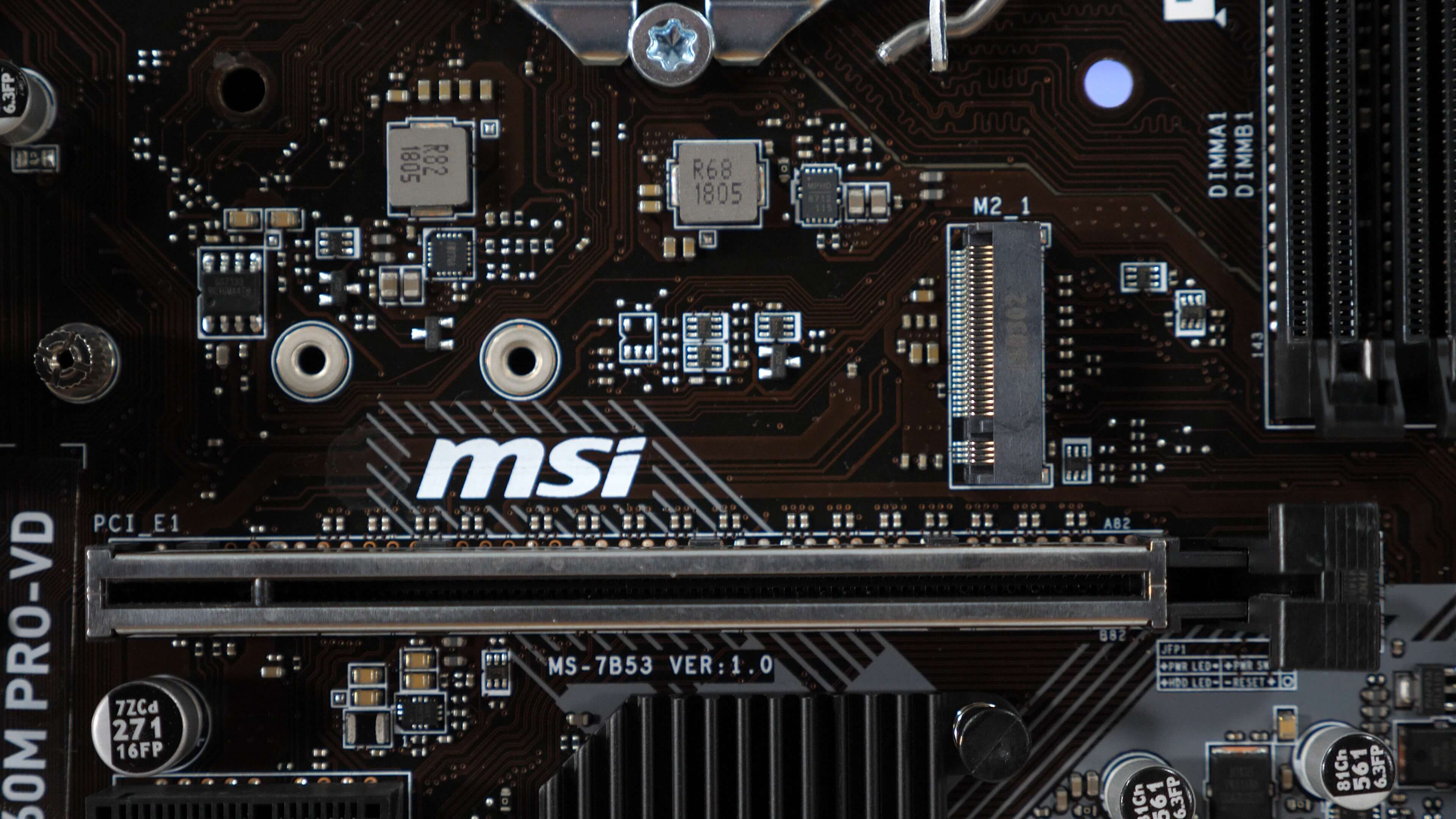 Intel B360 Vs Z370 Chipset Finally An 8th Gen Budget Platform The Diagrams Identify Main Components Of Intelr Desktop Board Now Vrm Is Most Concerning Aspect This But Before Getting Too Carried Away We Do Realize There Arent Many If Any You Reading