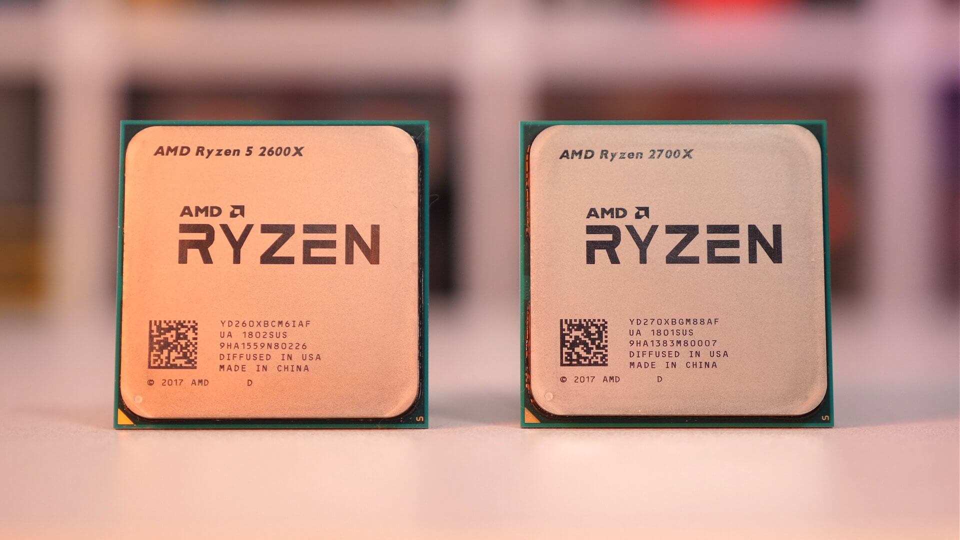 AMD Ryzen 7 2700X & Ryzen 5 2600X Review - TechSpot