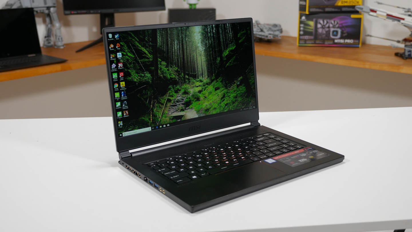 MSI GS65 Stealth Thin Review > Closing Remarks - TechSpot