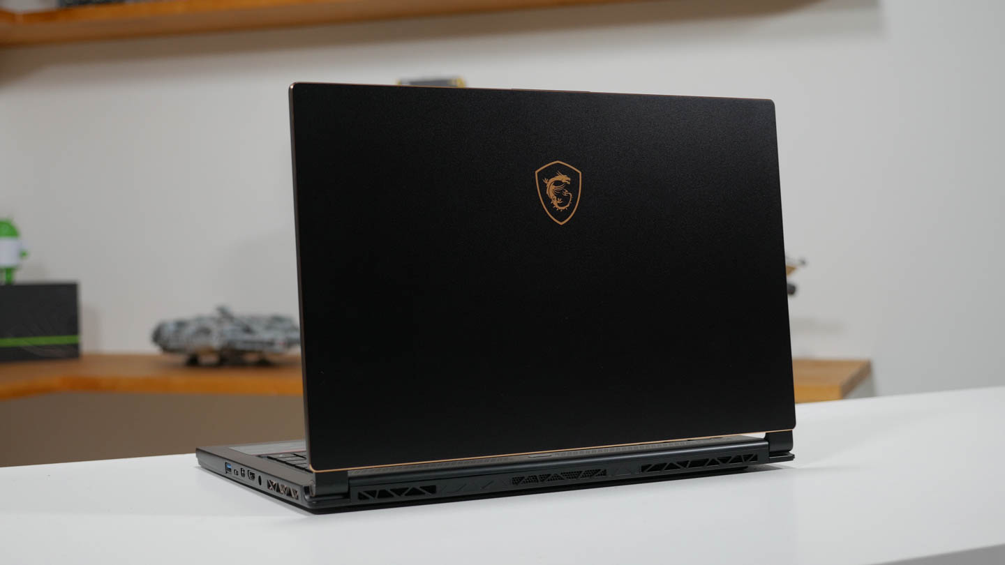 MSI GS65 Stealth Thin Review - TechSpot